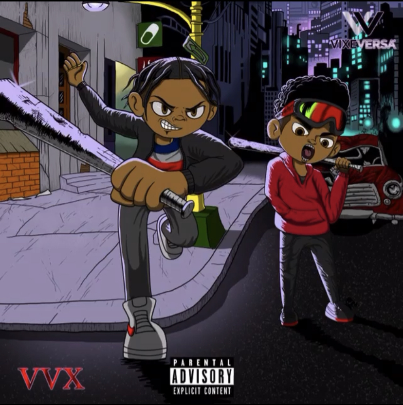 VIXEVERSA has dropped his latest single 'FASTER'